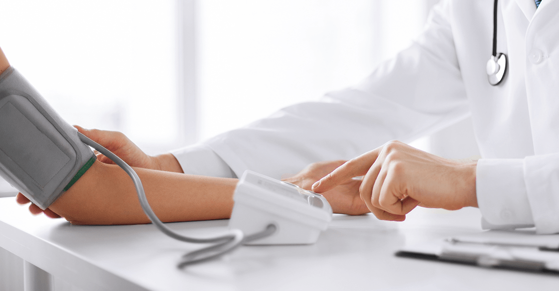 link between weight loss and blood pressure