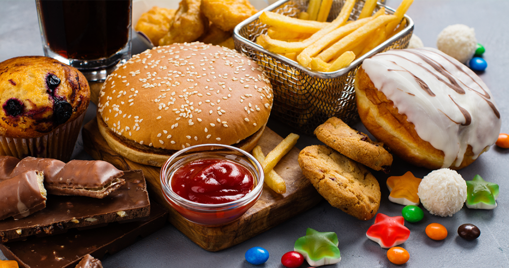 how fast food relates to obesity