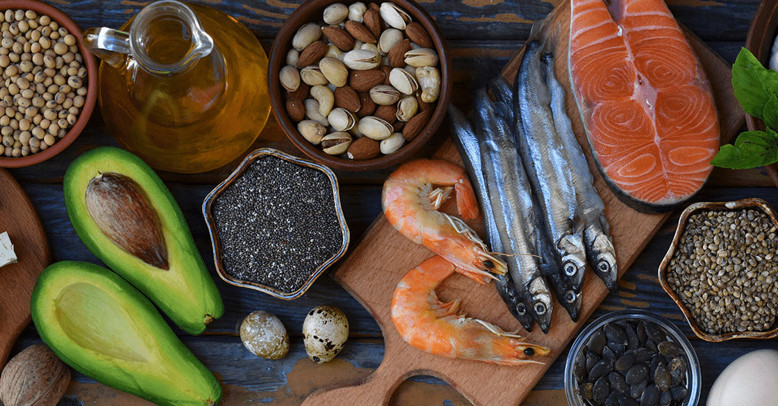 omega-3 fatty acids and weight loss