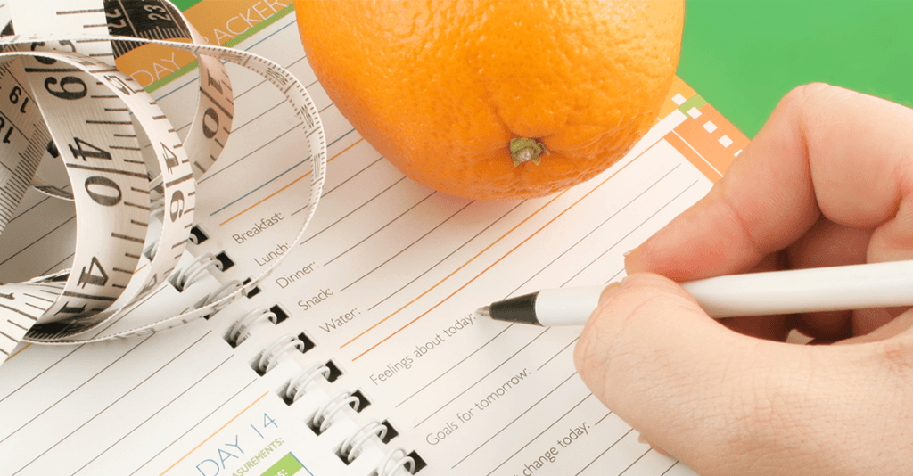benefits of keeping a weight loss journal